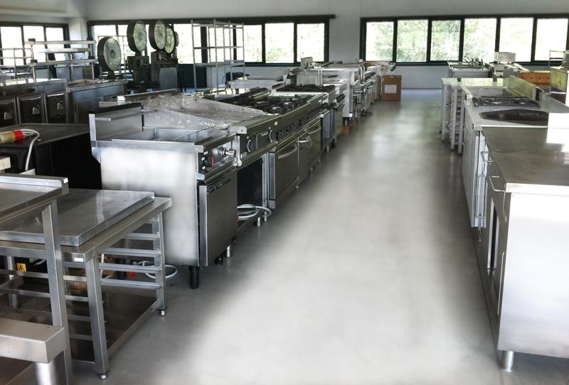 Cucine Per Ristorazione Usate.Usato Garantito Carloangela Arredamenti Professionali Per Bar